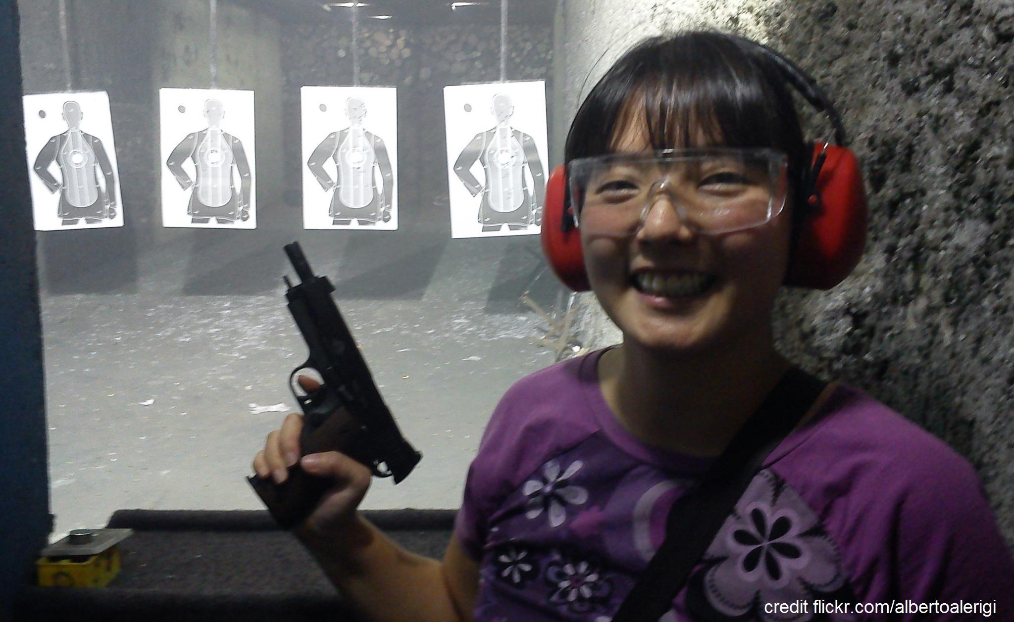PPC Target shooting