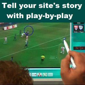 copy what Telestrators do