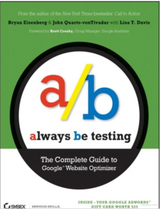 always be testing book