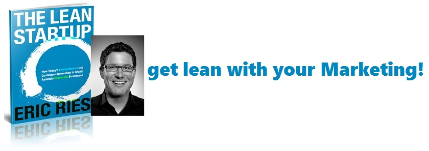 get lean with your marketing