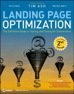 Landing page optimization book