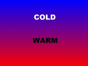 turning cold leads into warm leads