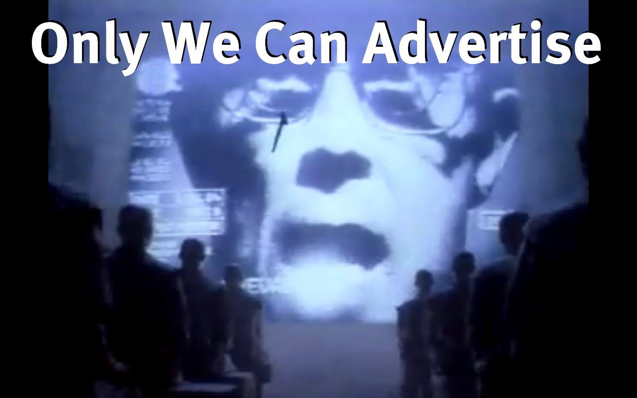 Apple 1984 superbowl commercial