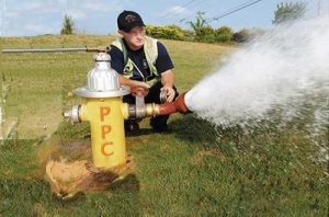 PPC is like a fire hydrant
