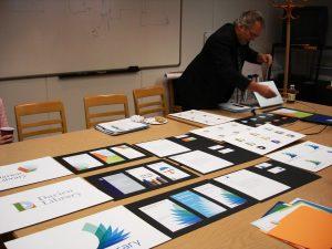 we partner with design agencies